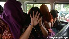 Symbolbild Human Trafficking