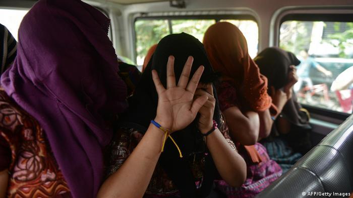 Жертви торгівців людьми в Гватемалі