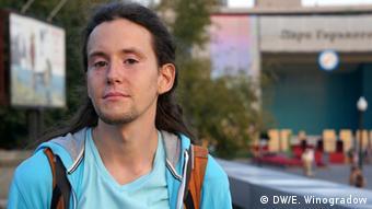 Portrait von Sergej Gubanow (Foto: DW)