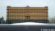 FSB Gebäude in Moskau