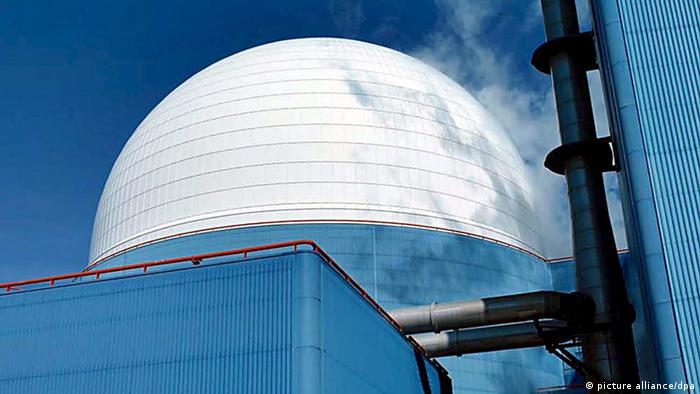 A handout photograph released by British Energy Group showing British Energy Group's Sizewell B Power station, located in Suffolk, east England, (Photo: EPA/BRITISH ENERGY GROUP HO IMAGE EDITORIAL USE ONLY)