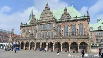 Das Rathaus in Bremen Foto: Carmen Jaspersen/dpa