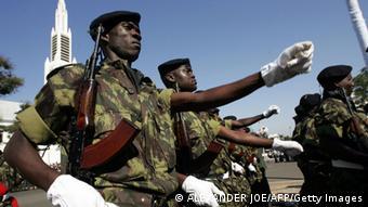 Mosambik Armee