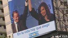Argentinien Parlamentswahlen 2013
