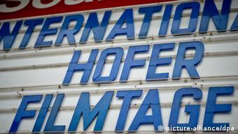 Internationale Hofer Filmtage - Kino (Foto: David Ebener/dpa)
