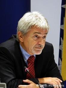 Renzo Davidi iz Delegacije EU u Sarajevu