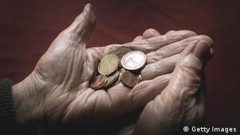 Αύξηση του κινδύνου φτώχειας για τους άνω των 65, καταγράφει ο Δείκτης Κοινωνικής Δικαιοσύνης 2017.