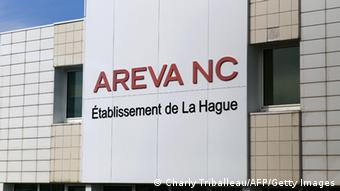 Areva's La Hague factory (Photo: CHARLY TRIBALLEAU/AFP/Getty Images)