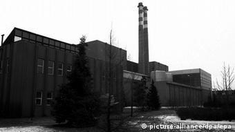 Atomkraftwerk PNPP in Zentral Ungarn