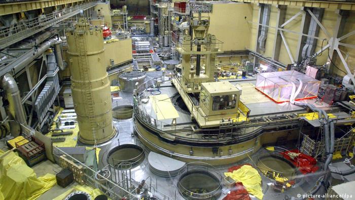 Inside Hungary's Paks nuclear power station