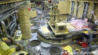 Paks nuclear plant