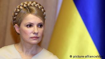 Julia Timoschenko (Foto: dpa)
