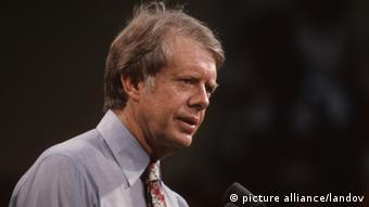 Bildergalerie Able Archer Jimmy Carter in 1979