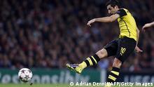 Champions League - Arsenal London gegen Borussia Dortmund