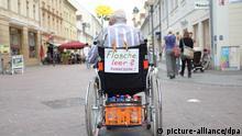 Symbolbild Armut unter Rentnern Altersarmut