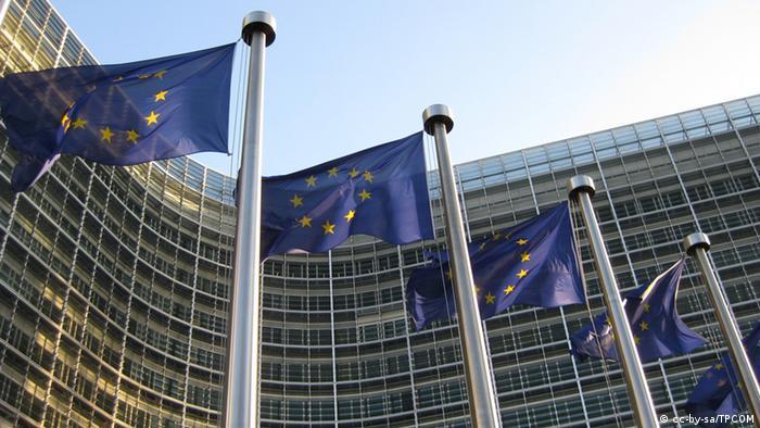 EU Berlaymont Gebäude (cc-by-sa/TPCOM)