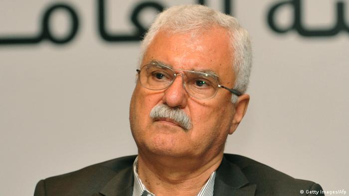 """""""Acreditamos em uma solução política"""", afirma líder da oposição síria"""