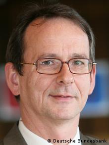 Dr. Hermann-Josef Hansen, Director of Economics and Growth at the German Central Bank in Frankfurt. Photo: Deutsche Bundesbank