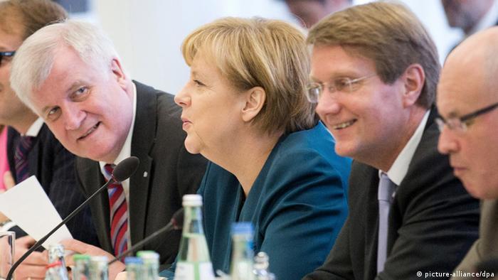 Коаліційні переговори ХДС/ХСС з СДПН у Берліні, 23 жовтня 2013 року