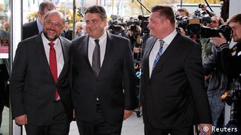 «Το ευρωπαϊκό οικοδόμημα παραμένει η σημαντικότερη αποστολή της Γερμανίας» διαμηνύουν Χριστιανοδημοκράτες και Σοσιαλδημοκράτες