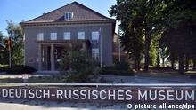 Deutschland 100 Tage Deutsch-Russisches Museum in Berlin Karlshorst