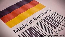 Symbolbild Deutschlands erfolgreiche Wirtschaft