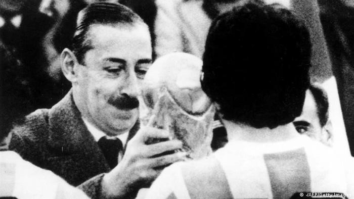 Jorge Rafael Videla Fußball-WM 1978