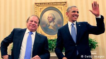 Obama und Sharif in Washington 2013 (Foto: Getty Images)