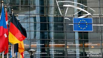 Symbolbild Rolle Deutschlands in der EU