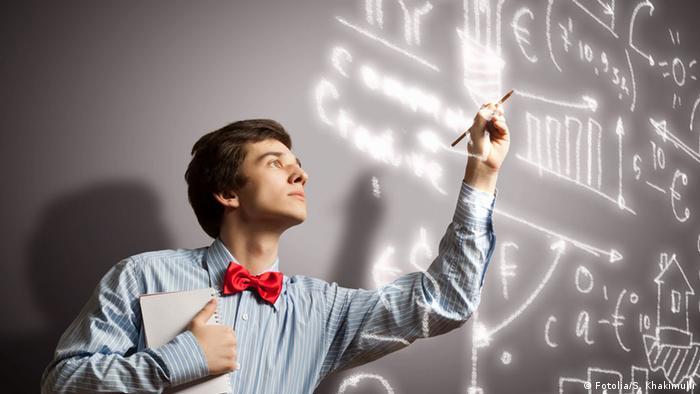 Не так страшна математика, как ее малюют | Учеба | DW | 05.11.2013