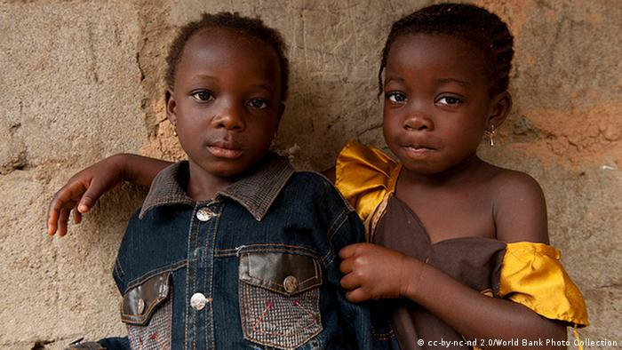 Kinder in Nigeria (Foto: World Bank Photo Collection)