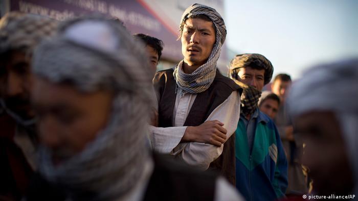 Arbeitslosigkeit in Afghanistan