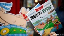 Neuer Asterix-Comic im Original auf französisch Asterix chez les Pictes, deutsch Asterix bei den Pikten
