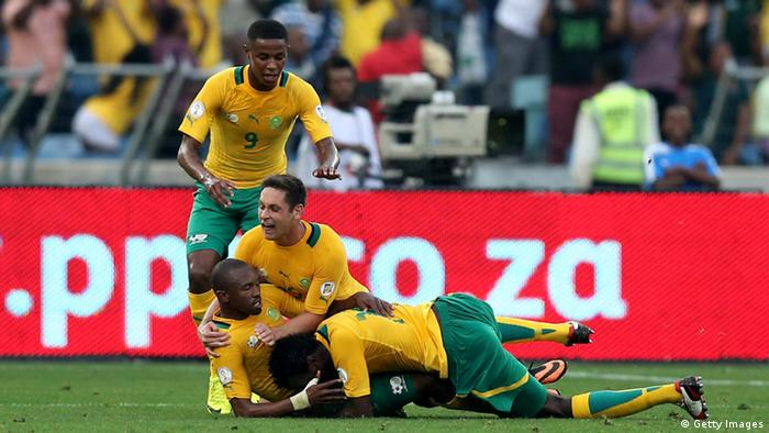 Fußball Südafrika Nationalmannschaft