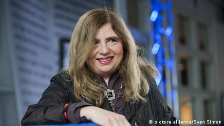 Porträt Sibylle Lewitscharoff (picture alliance/Sven Simon)