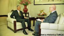 DW-Interview mit Lee Teng-hui 1999