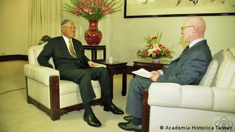 DW-Interview mit Lee Teng-hui 1999 (Academia Historica Taiwan)
