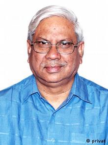 Ravi Srivastava, professor at the Centre for the Study of Regional Development at JNU (Jawaharlal Nehru Universität) India. Die Rechte-frage wurde geklärt. Copyright: privat