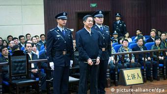 Bo Xilai Appelationsgericht in Jinan 25.10.2013
