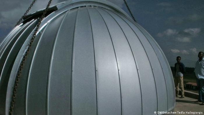 Installation Teleskope in Addis Abeba