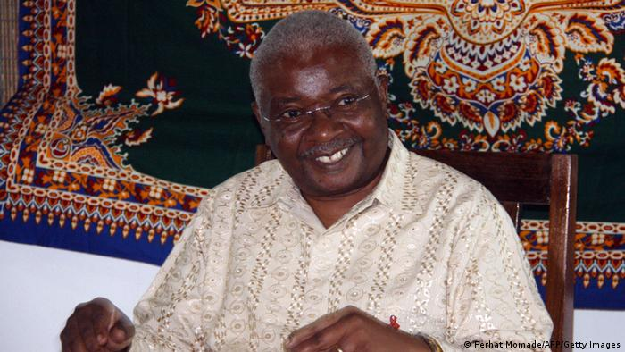 Armando Guebuza, ex-Presidente de Moçambique