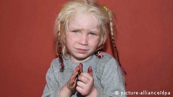 leibliche Eltern des Roma-Mädchens Maria gefunden
