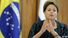 brasilien rousseff präsidentin