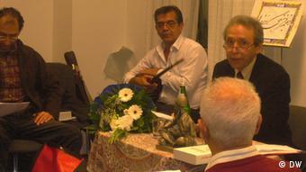 جامعه شناس کاظم کردوانی در جلسه انجمن فرهنگی دهخدا