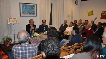 جلسه انجمن فرهنگی دهخدا در برلین، ۲۵ اکتبر ۲۰۱۳