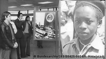 DDR Afrika ADN-ZB Fotoausstellung am Fernsehturm