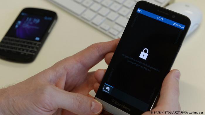 Secusmart Abhörskandal NSA Deutschland