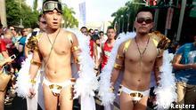 Taiwan LGBT Pride Parade Taipei Asien