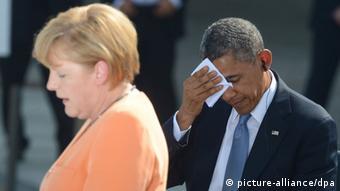اوباما به مرکل گفته بود که بدون مجوز قانونی هیچ تلفنی شنود نمیشود