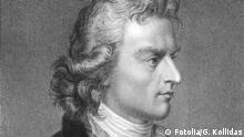 Porträt - Friedrich Schiller